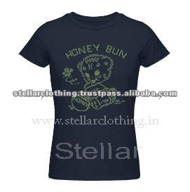 WOMEN'S PLAIN TEES