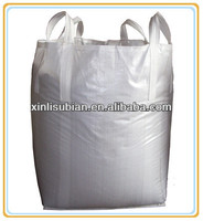 pp virgin circular 1 ton bulk bags with four warps