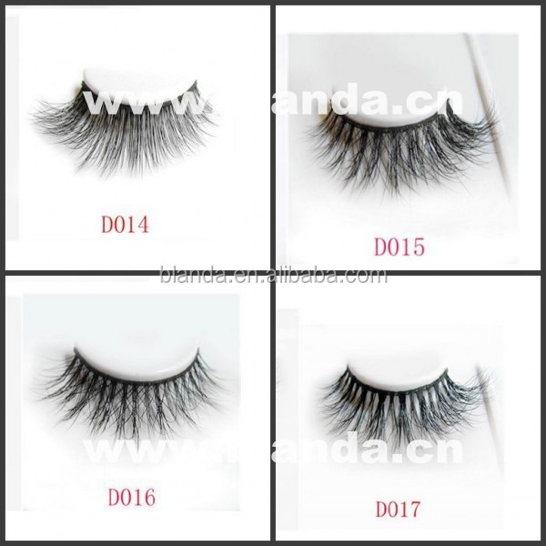 2016 hot selling 3d silk lashes; custom eyelash packaging; private label eye lashes package