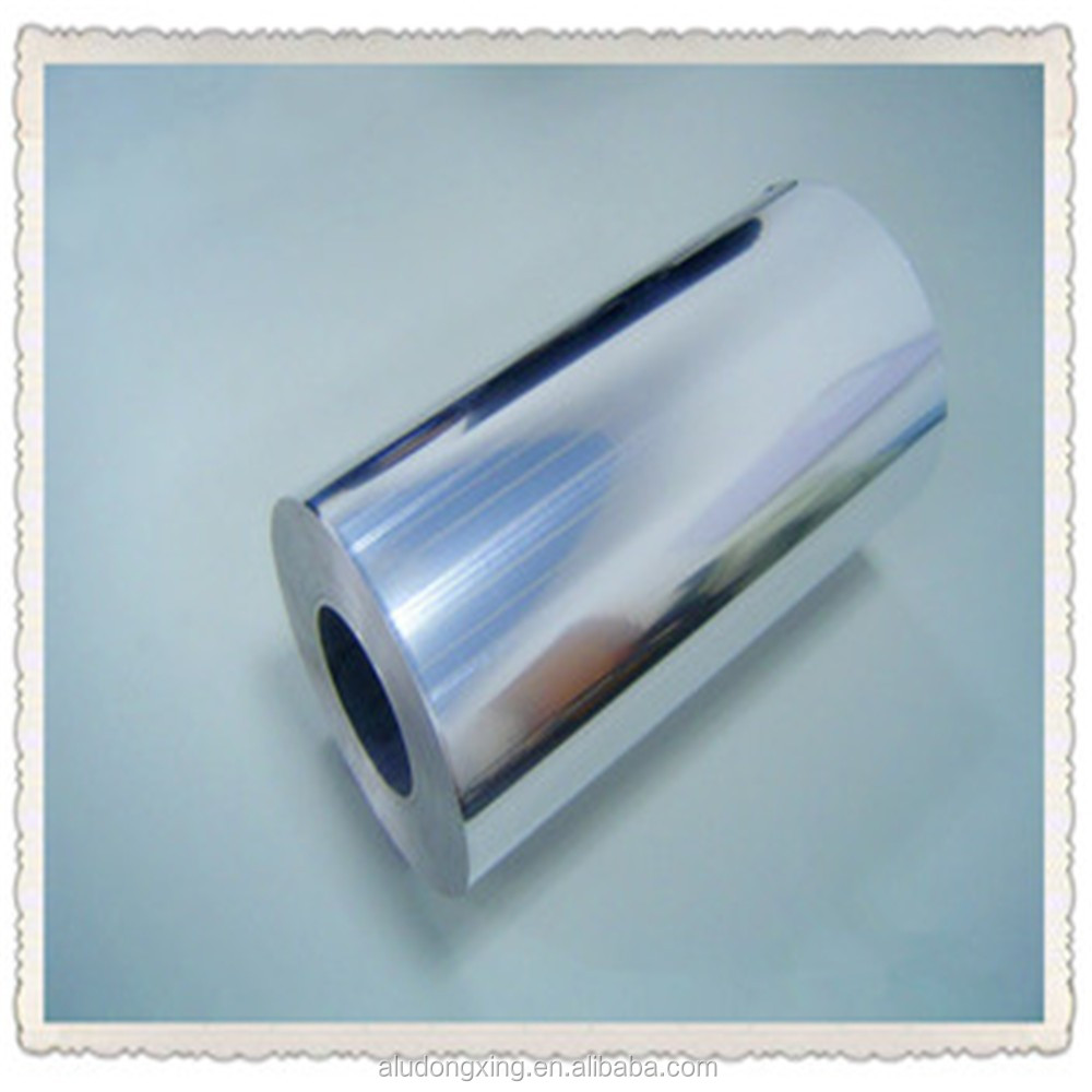 Food Use and Printed Treatment aluminium foil