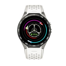 KW88 3G SmartWatch Android 5.1 OS Heart Rate Monitor Pedometer GPS WiFi Bluetooth 4.0 Phone Smart Watch