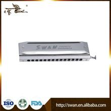 fashionable 14 hole 56 tone chromatic harmonica