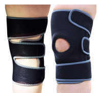 Hot-sale Professional exercise custom knee wraps