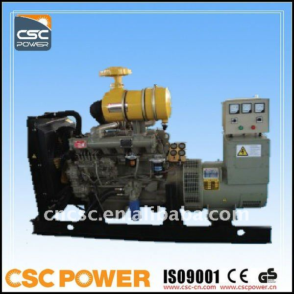 Competitive price !! CSCPower 100KVA with cummins engine Marine Diesel Gen Sets