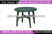 plastic injection table moulds/molding factory,table top injection moulding