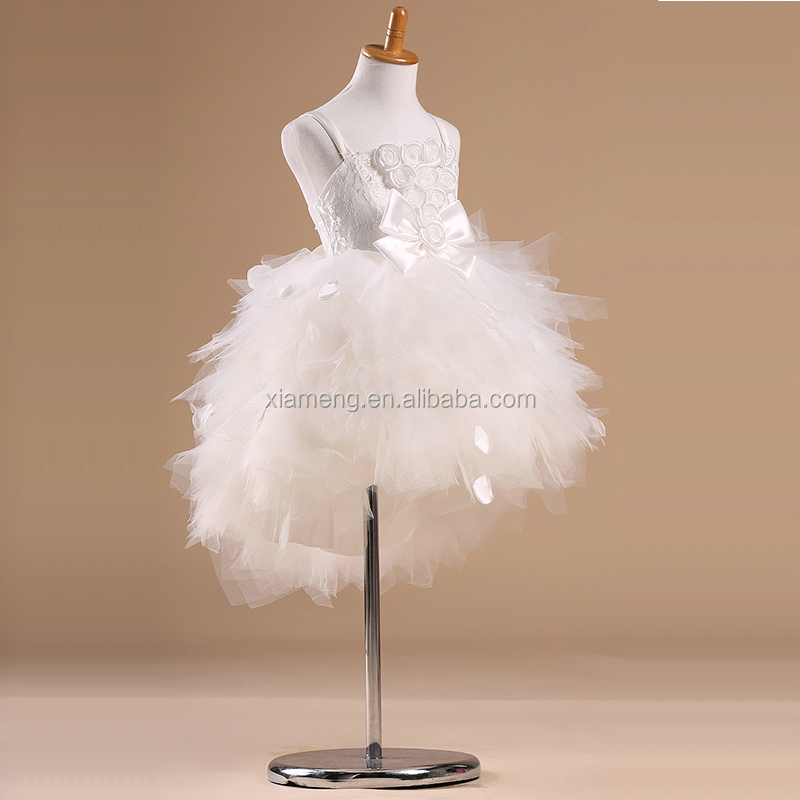 Baby Girls Dress Blue Princess Dresses Fashion Infant Tutu Dress For Kids Clothes