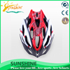beautiful design PC+EPS helmet bike