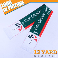 2015/2016 New American Parliamentary election banner scarf for follower/fans campaign vote cheer scarf