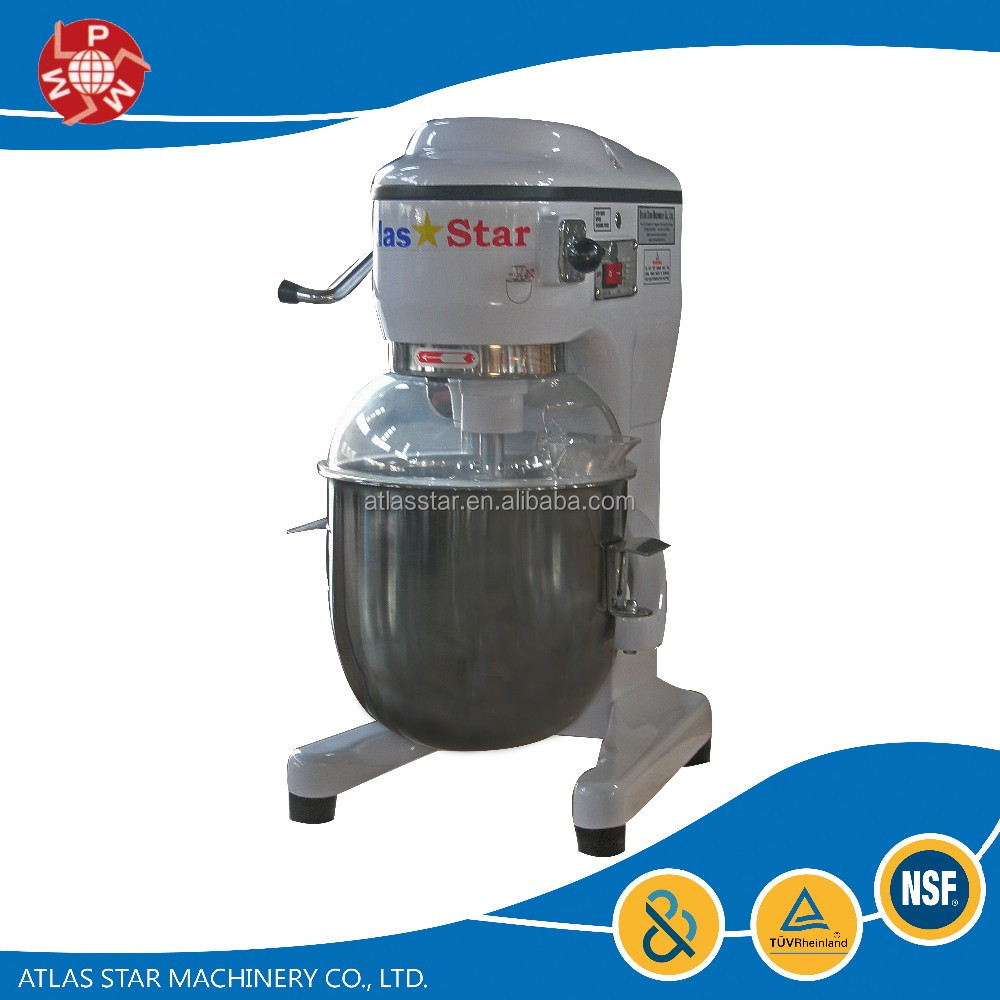 Planetary Dough Mixer Bread Making Machines Mini Pizza Dough Mixer Bakery Equipment Line