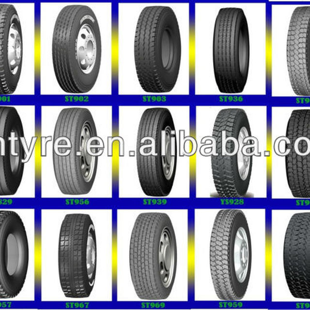all kind of radial truck tyre
