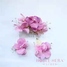China Wholesale Wedding Bridal Crystal Tiara With Comb Four Colors