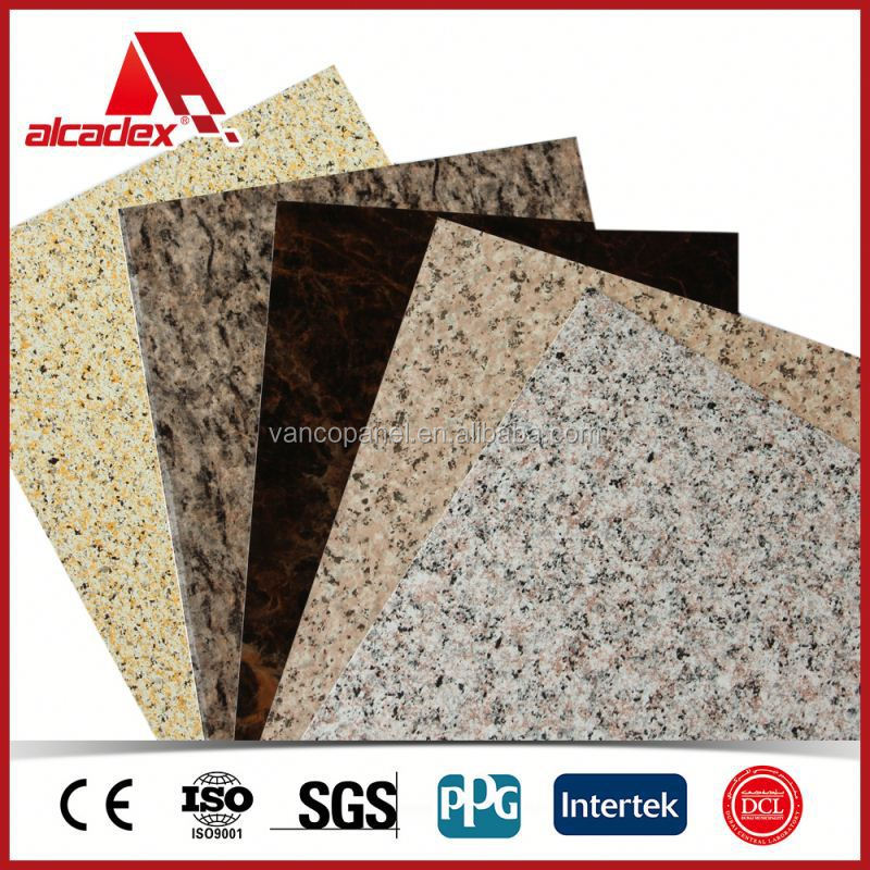 ACP Aluminum Stone Honeycomb Panel