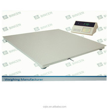 1 ton Small Mobile floor scale