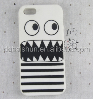 mobile phone accessories,for iphone four silicon phone case