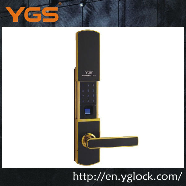 Fingerprint lock YGS-8852 house door electronic biometric lock