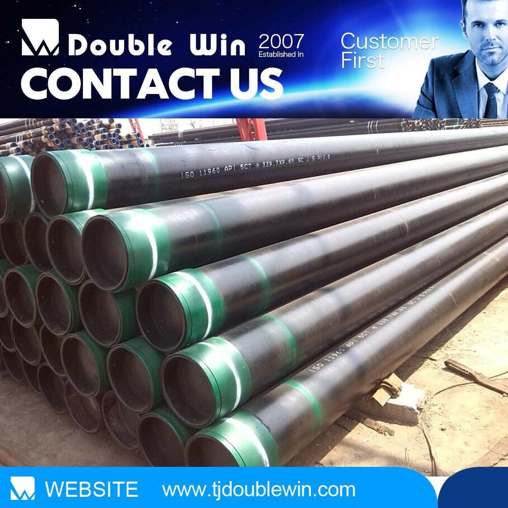 Steel Pipe from Tianjin manufacturer for Oil and Gas project