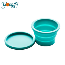 Silicone Collapsible Unbreakable Tea Cups