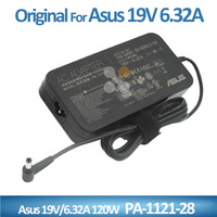 Original for ASUS 120W Laptop ac adapter 19v 6.32a PA-1121-28