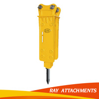 Dynatec hydraulic rock breaker hammer drill prices