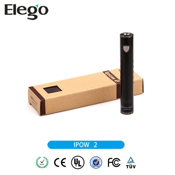 Kanger Ipow2 1600mAh twist battery shenzhen elego technology E-cigarette wholesale
