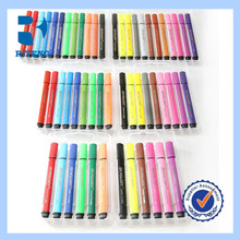 Hot-Selling high quality low price kinds of safety kids water color pen