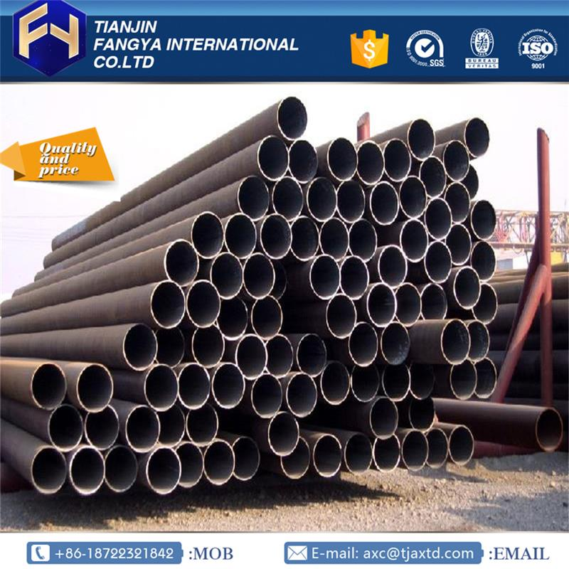 Multifunctional astm a523 steel pipe 114x1.5mm black tube with great price
