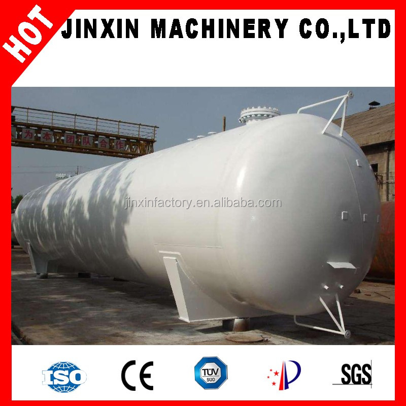 China good quality customized sizes 30cbm LPG gas pressure tank / lpg gas storage tank