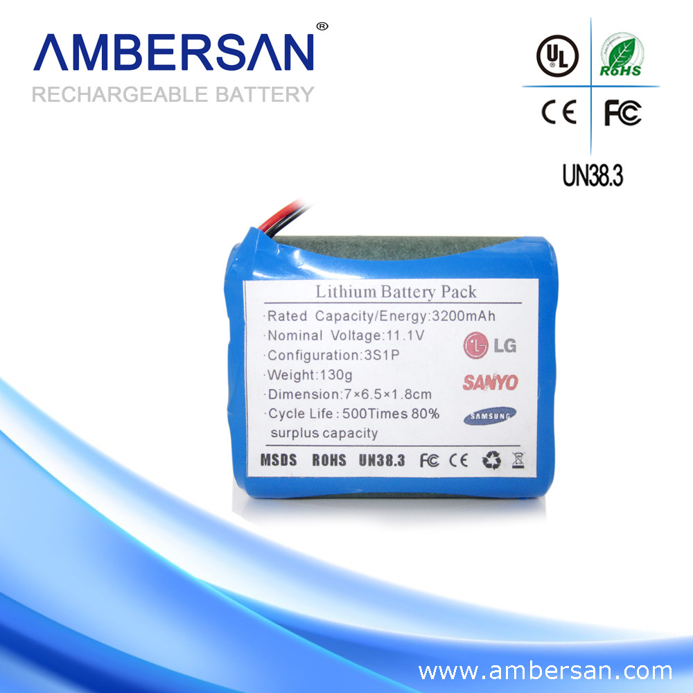 High and low temperature adaptability deep cycle rechargeable lithium ion battery technology/equipment/material