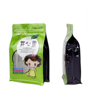 Sufficient Space Zipper Five Printing Panels Food Grade Packaging Plastic Bags
