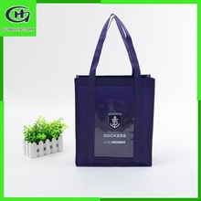 ultrasonic shopping bag non-woven recycle tote bag non woven shopping bag