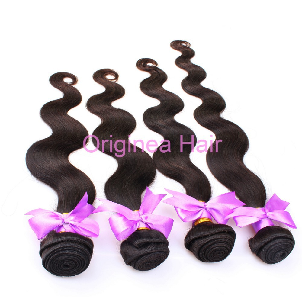 One Donor low price chinese remy hair weft
