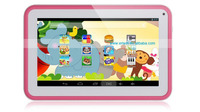 7 inch Dual core CPU kids touch tablet pc for children learning Android 4.2 512MB/4GB