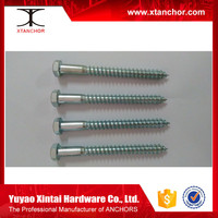 Hex Socket Drive Furniture screw cheap price stainless wood screws 2.5*30