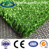 14mm height popular artificial grass for basketball /door courts