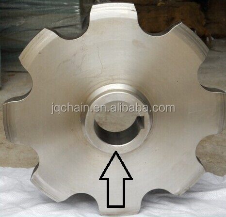 Industrial Sprocket alloy steel chains made in China Jiangsu