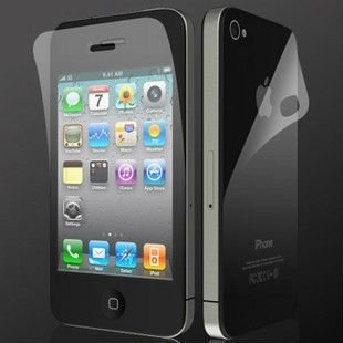 Manufacturer! Reusable Mirror Screen Protector For Iphne 4s