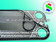 titanium plate heat exchanger plateM20M