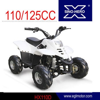 ATV QUADS 110CC 125CC AUTOMATIC CLUTCH(MODEL NO. HX110D)