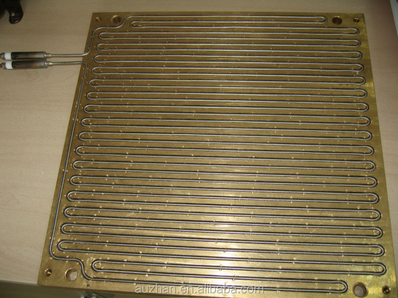 cast copper heater, high quality heater, embedded heating element