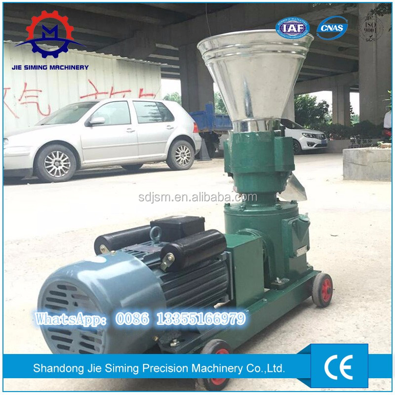 Animal Goose Farm Feed Pellet Maker Machine Series Flat Die Pellet Milling Machine for Feedstuff