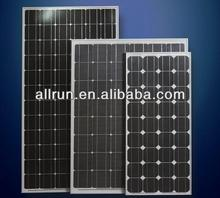 HOW SALES 150w 12v mono solar panels