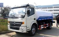 water sprayer truck, 6m3 tanker truck