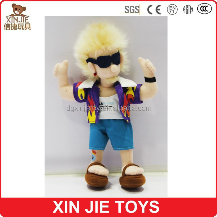 fashion plush boy doll customize soft boy doll lovely boy plush doll for kids