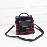 Fashion latest ladies canvas handbags bag woman trend 2015