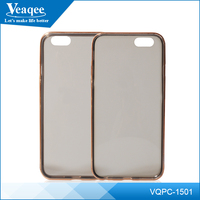 Veaqee For Iphone 6/6s Plus Case,Soft Tpu Case Capsule Crystal Clear Premium Clear Flexible Soft Tpu Case For Iphone 6/6s Plus