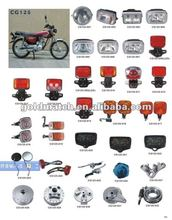 Professional of CG125 Motorcycle spare parts