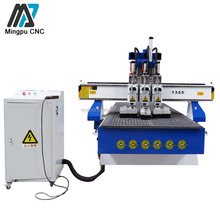 China Wood CNC Router Pneumatic Machine Furniture Tools And Equipment 1325