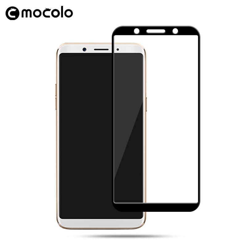 mocolo Tempered glass for oppo F5 (2)