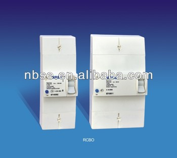 5-15A,10-30A,30-60A,60-90A Adjustable current RCBO Series Disjoncteur Differentiel comply with NFC61450 or NFC62411 250V/440V