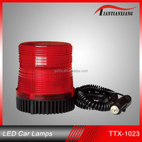 Guangzhou Manufactured Price OEM Red LED Security Flashing Warning Light Car Accessories Strobe Beacon Lights